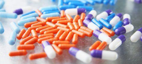 Рекомендовано использование антибактериальных средств.