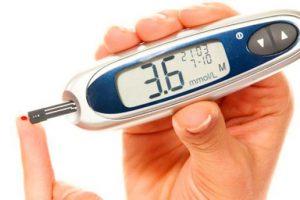 Уровень глюкозы при сахарном диабете