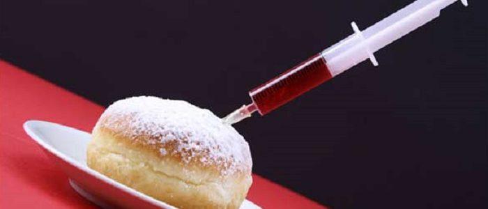 Сахар в крови после еды