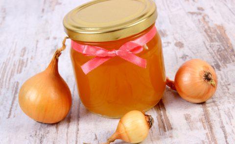 Самые полезные ингредиенты от кашля – лук и мед