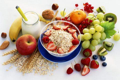 Сбалансированное питание – дополнительный элемент лечения плеврита.