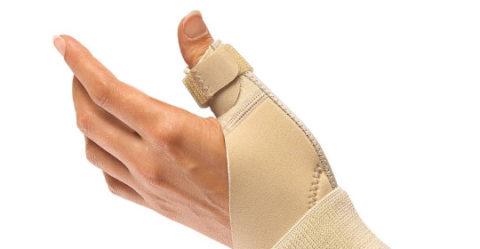 Серьезность перелома большого пальца руки для работоспособности