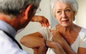 Нестабильность сустава плеча