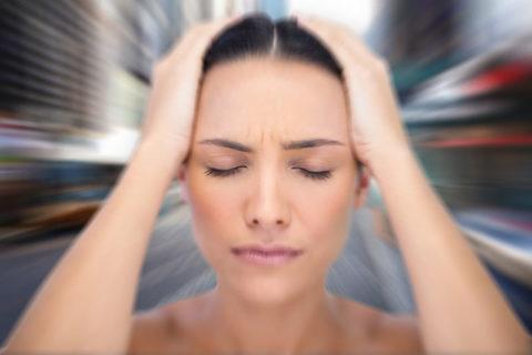 Синдром гипервентиляции как характерный признак панических атак.