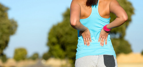 Спазм мышц спины что это такое