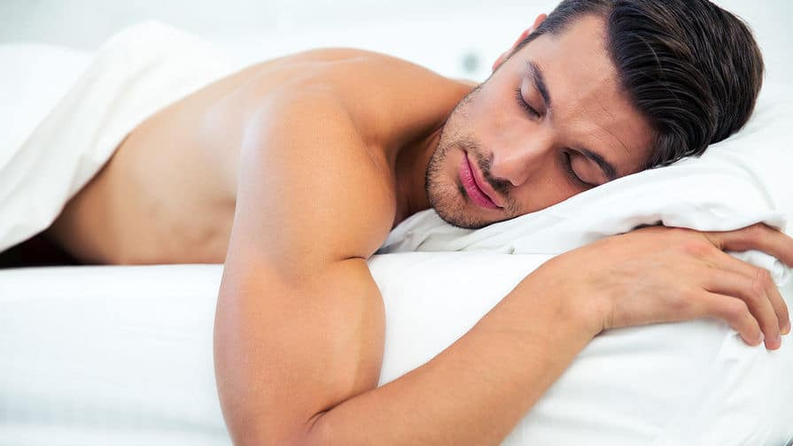 сон в неудобной позе причина онемения