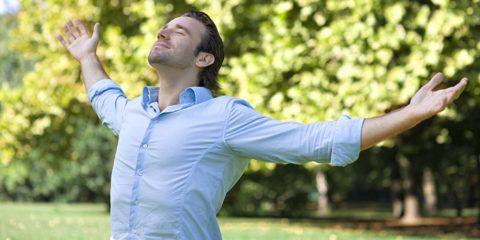 Спустя некоторое время после отказа от курения дышать станет значительно легче.