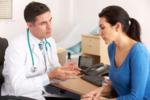 Своевременное обращение к врачу залог профилактики осложнений.