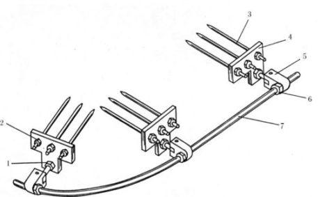 Такие конструкции используют при сложных сочетанных травмах.