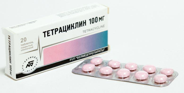 Какие таблетки от сифилиса Тетрациклин