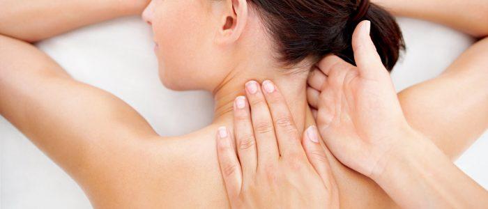 Точки для лечения остеохондроза