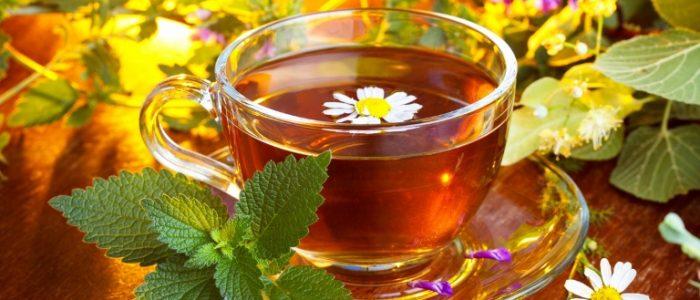 Чай от подагры