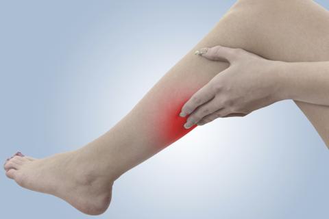 Тромбоз глубоких вен у пациента – серьезный фактор риска для ТЭЛА.