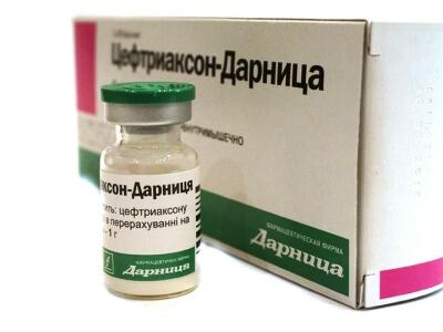 Цефтриаксон – антибиотик широкого спекта действия, который оказывает губительное действие на многие патогенные микроорганизмы