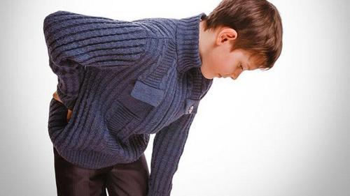 как лечить защемление нерва в спине ребенку