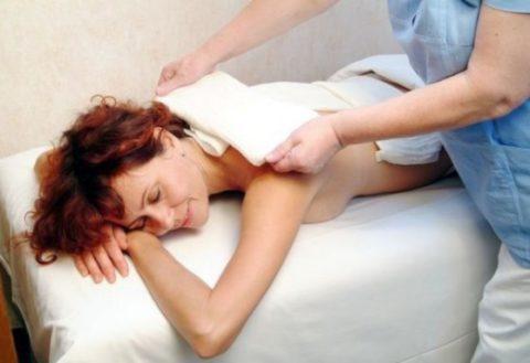 Уменьшить кашель и боль при плеврите помогут лечебные компрессы и растирания.