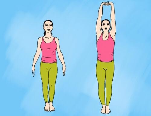 как снять острую боль в спине в домашних условиях Вытягивание позвоночного столба