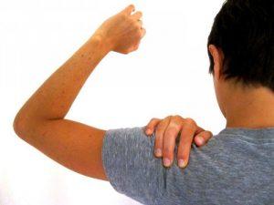 Плечевой периартрит