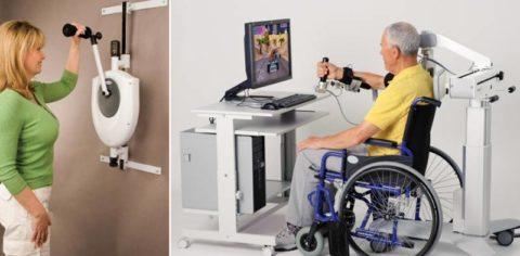 В частных клиниках современная механотерапия не только полезна, но и увлекательна