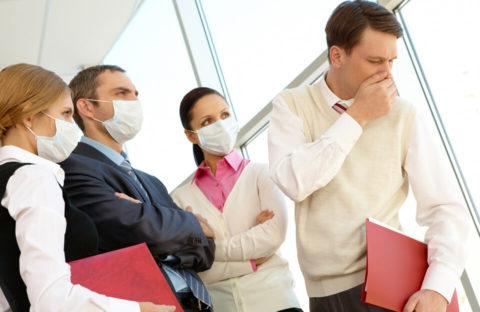 В период эпидемий важно принимать все необходимые санитарно - гигиенические требования, чтобы избежать заражения