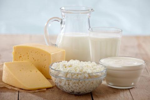 В период после травмы рацион пациента должен быть богат на продукты с кальцием.