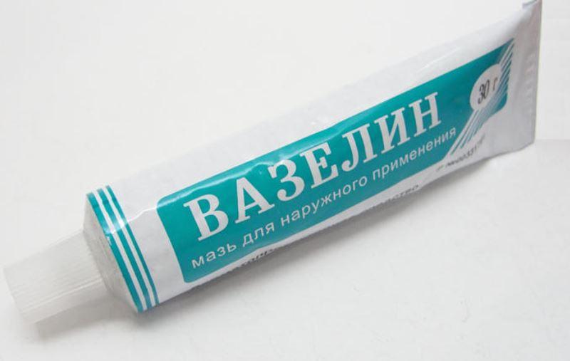 Тридерм при баланопостите вазелин