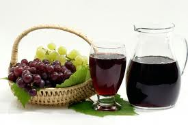 Виноград и подагра