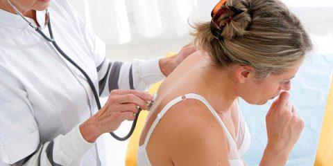 Воспаление легких без температуры: клиническая картина.