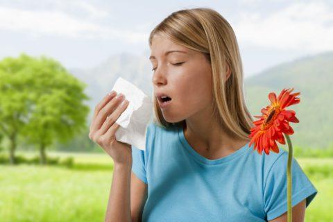 Заболевание носит сезонный характер